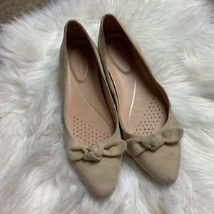 Easy spirit Calasee Bow Low Heel Shoes